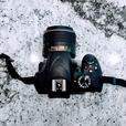 Nikon D3400 24.2Mp DSLR Camera w/ 18-55mm Lens | Like-New Condition