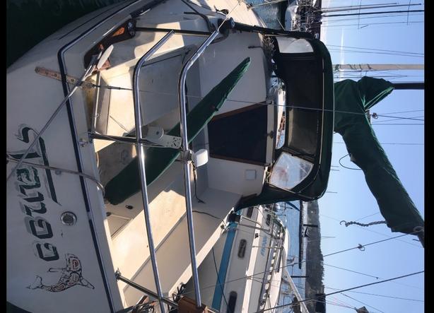 Sun 27 sailboat.  3200 obo