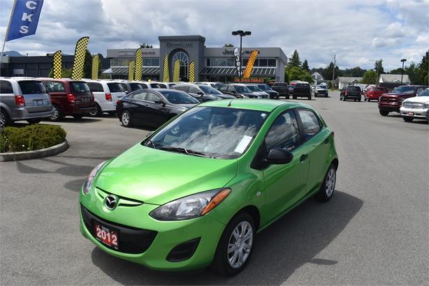 2012 Mazda Mazda2 GX *MANUAL*