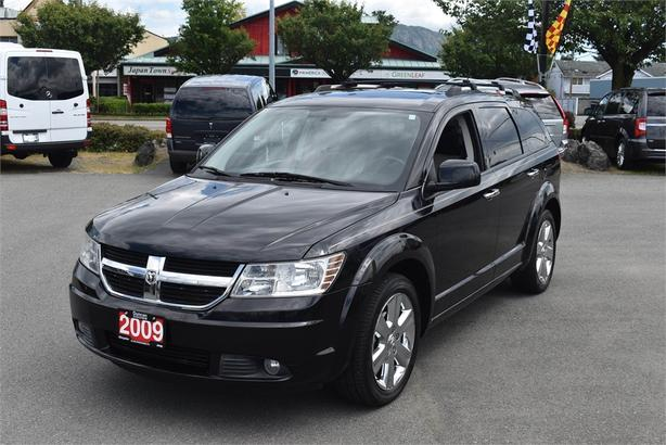 2009 Dodge Journey R/T AWD *LEATHER*