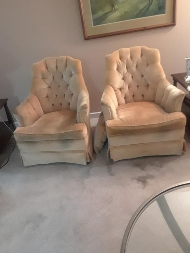 FREE: Antique chairs