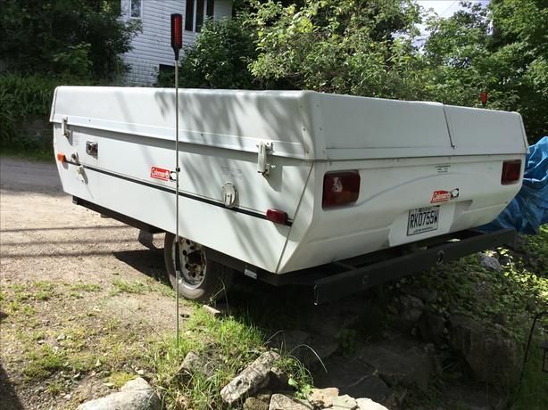 Tent trailer renta or selll