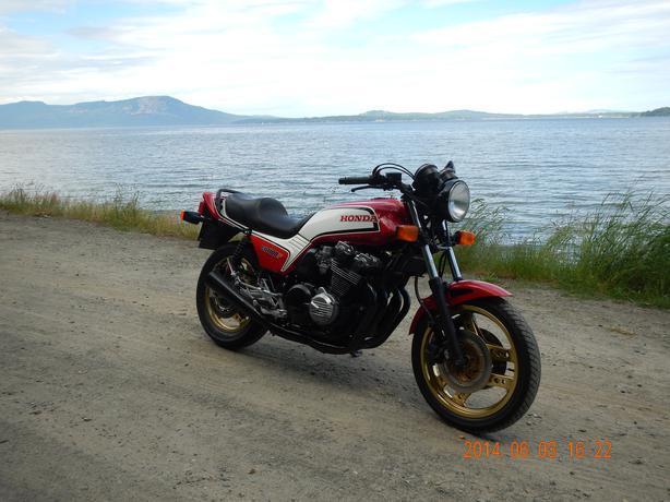 1983 Honda CB1100F