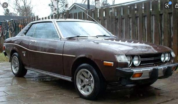 WANTED: 1975 Toyota Celica