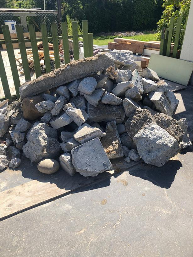 FREE: Concrete Chunks For Fill