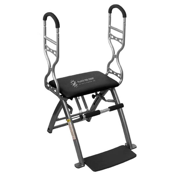 PILATES PRO CHAIR WITH ACCESSORIES - NEW