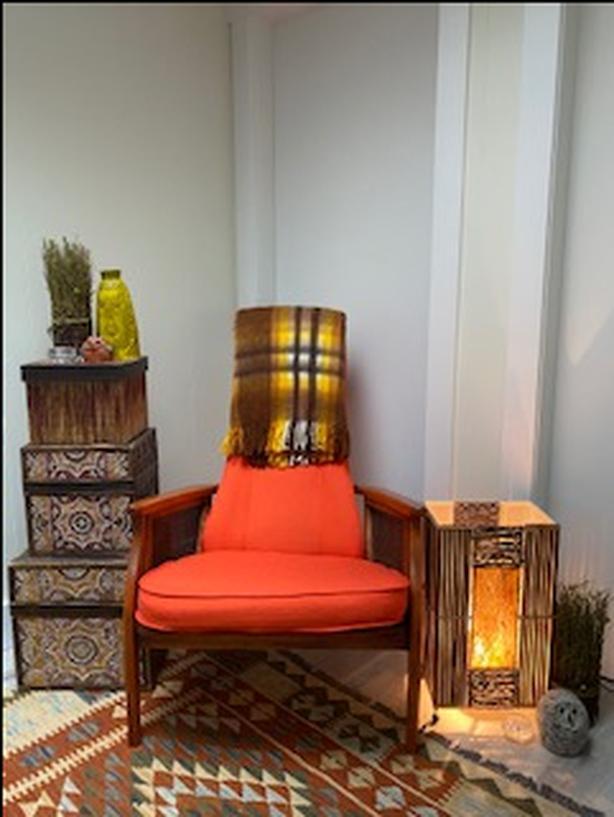 MCM 1960's 'Bogdon & Gross' Lounge Chair