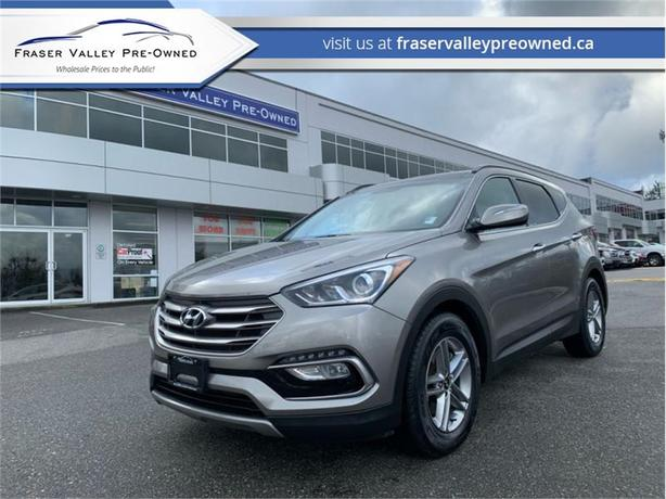 2018 Hyundai Santa Fe Sport Luxury AWD  - $190 B/W