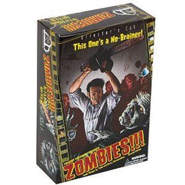Zombies!!! & Zombies!!! 2: Zombie Corps(e)