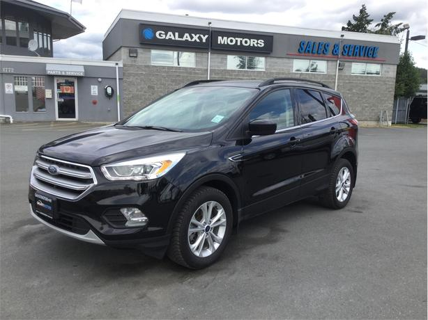 2017 Ford Escape SE - Heated Seats Dual Zone AC EcoBoost