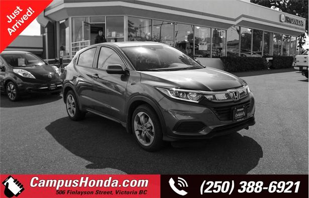 2019 Honda HR-V LX FWD | One Owner | No Accidents | Serviced Here!