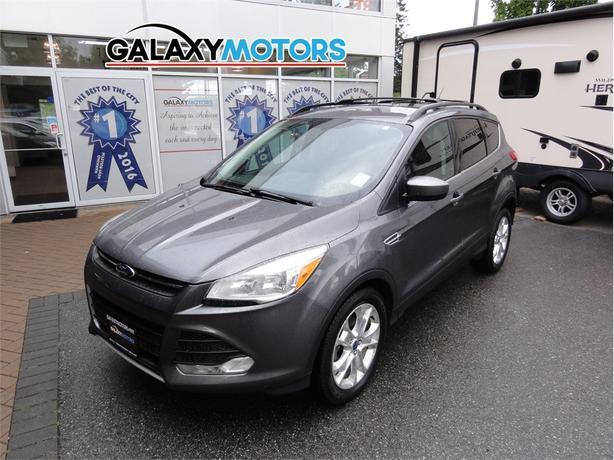 2013 Ford Escape SE - Heated Seats, Bluetooth, SYNC
