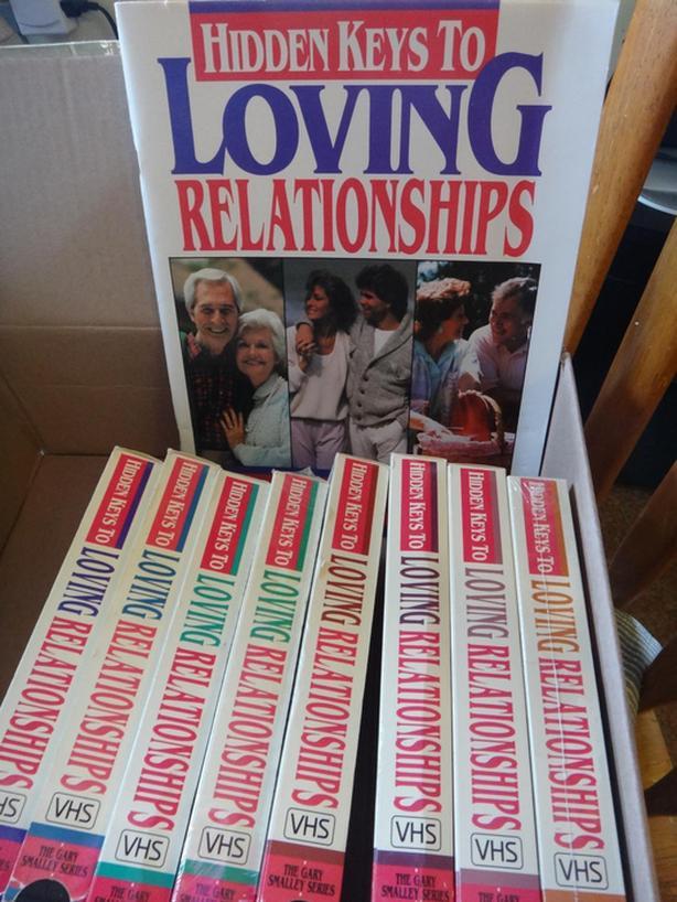 HIDDEN KEYS TO LOVING RELATIONSHIPS