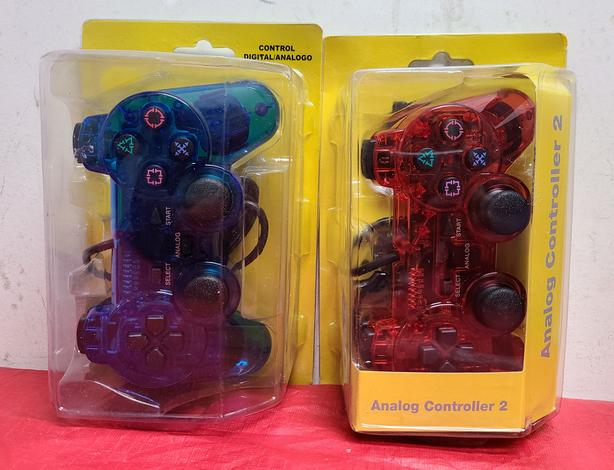 Brand New Third Party PS2 Controllers