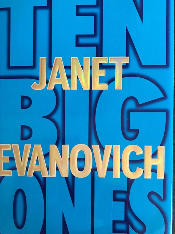 FREE: Janet Evanovich Hard Cover