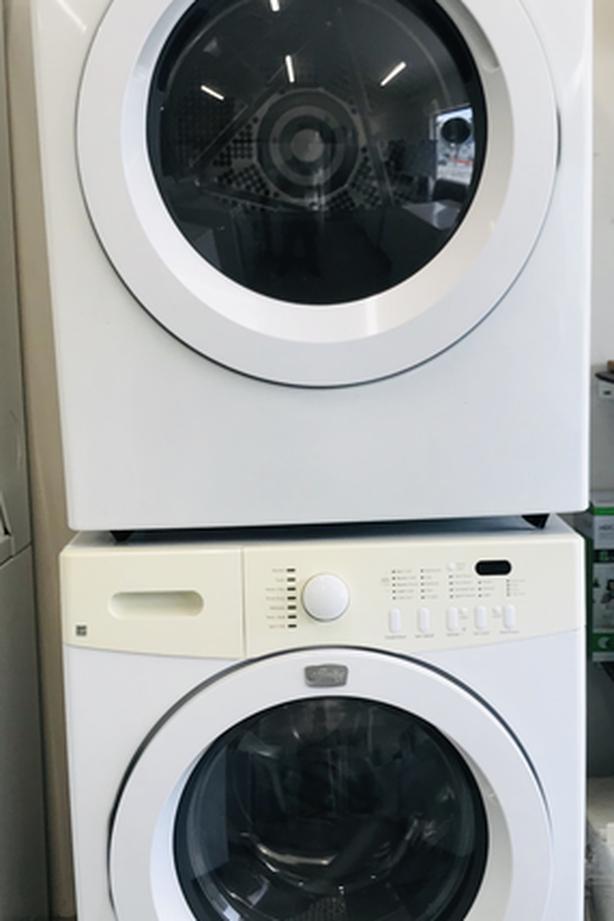 Frigidaire Washer/Dryer Stacker