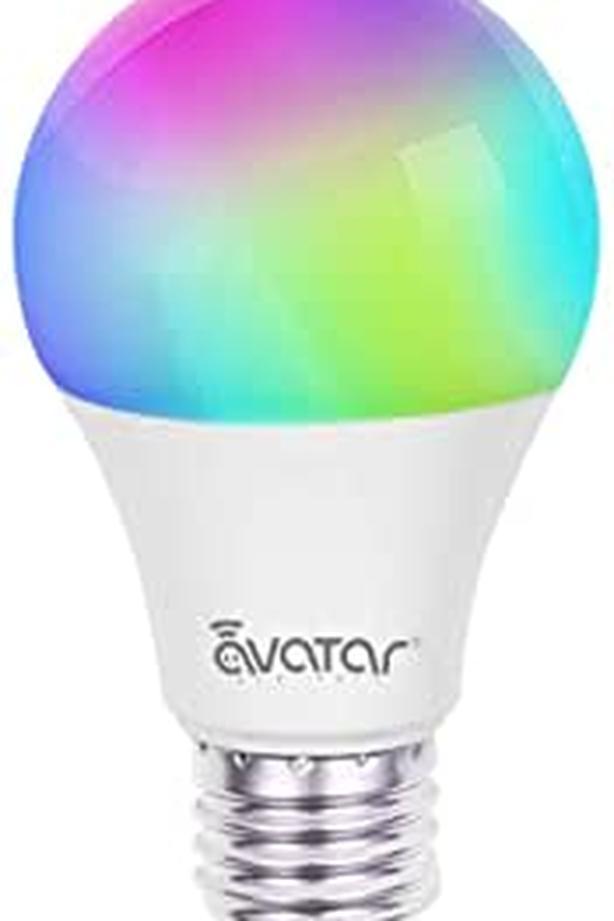 Smart colour light bulb