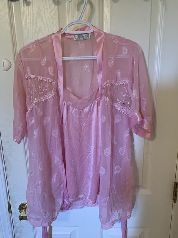 2 pieces night wear/ gowns-BOGO