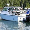 Book your Vancouver Island Salmon and Halibut trip today!