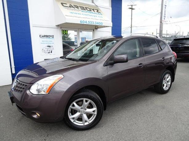 2009 Nissan Rogue SL FWD, Sunroof, Heated Seats, One Owner, Warranty!
