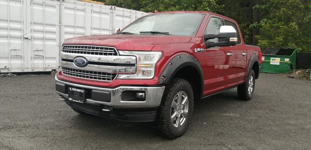 2018 F-150 Lariat 4x4; $336 Bi-Weekly All In!**
