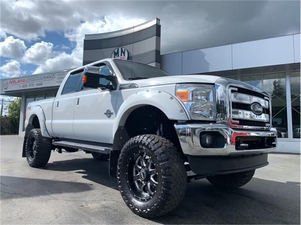 2015 Ford F-350 Lariat FX4 4WD DIESEL NAVI SUNROOF LIFTED TUNED DE