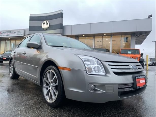 2009 Ford Fusion SEL 3.0L V6 LEATHER SUNROOF ONLY 189KM