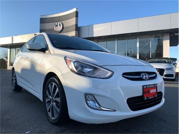 2017 Hyundai Accent SE AUTOMATIC SUNROOF A/C ONLY 48KM