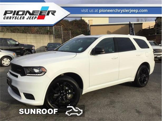 2019 Dodge Durango GT   - BLACKTOP   -  Heated Seats
