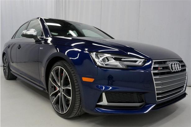 2018 Audi S4 3.0T Progressiv Quattro