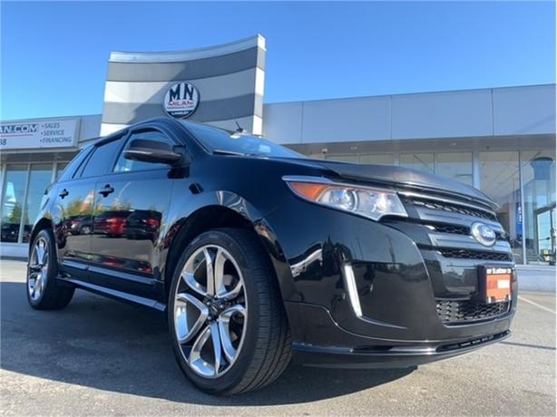 2014 Ford Edge Sport AWD LEATHER SUNROOF ONLY 102KM