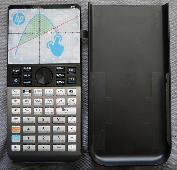 New HP Prime G8X92AA Graphing Calculator V2 Rev. C