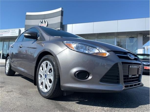 2013 Ford Focus SE AUTO POWER GROUP A/C ONLY 110KM