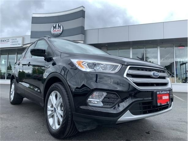 2018 Ford Escape SEL 4WD ECOBOOST LEATHER SUNROOF NAVI 9KM