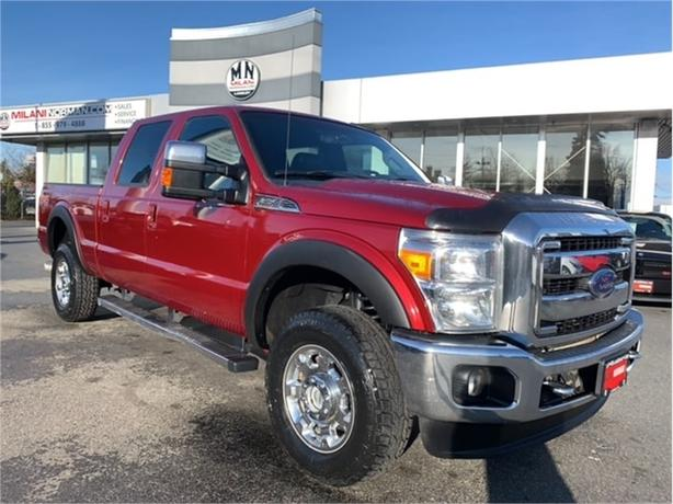 2015 Ford F-350 Lariat FX4 4WD DIESEL SUNROOF LEATHER REAR CAM