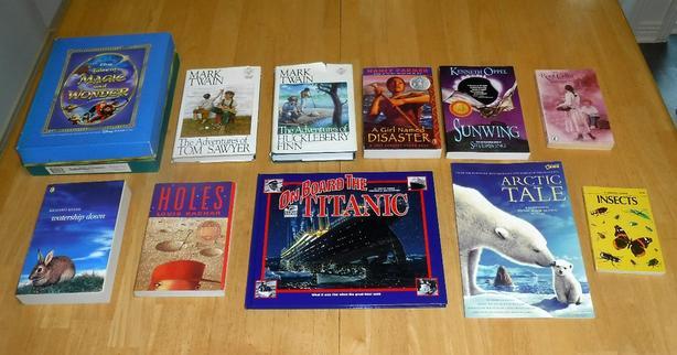 Children & Teen Books