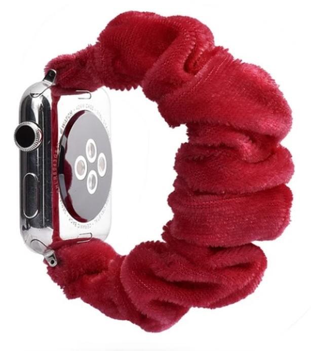 Apple Watch Scrunchie Bands