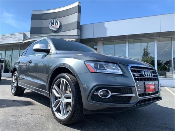 2015 Audi SQ5 SQ5 3.0T Quattro NAVI SUNROOF REAR CAMERA 97KM