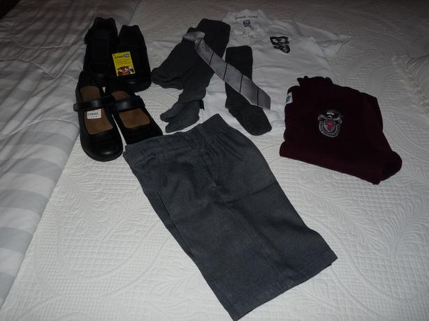 St. Joseph's Elementary School boys Uniform - $5.00 each item