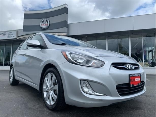 2013 Hyundai Accent GLS AUTO SUNROOF ALLOYS A/C ONLY 82KM