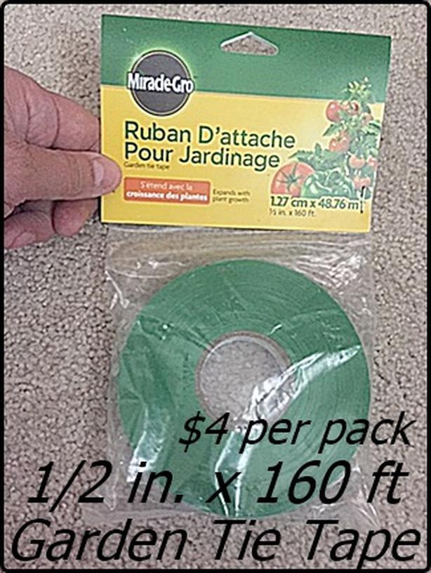 Tie Tape $4 per pack (have 18 packs)