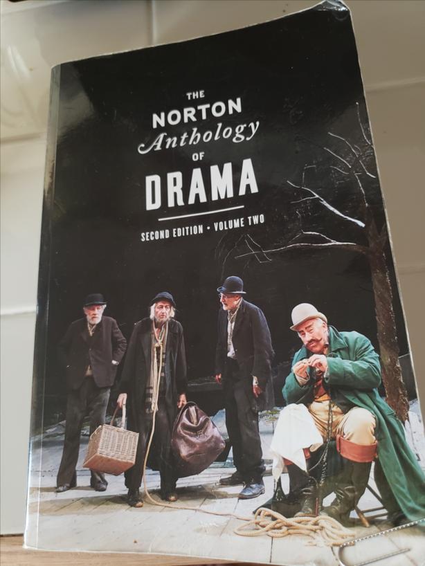 Norton Anthology of Drama, 2nd Edition. Volume 2