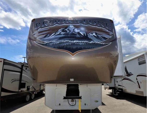 2012 Forest River BROOKSTONE 295LS
