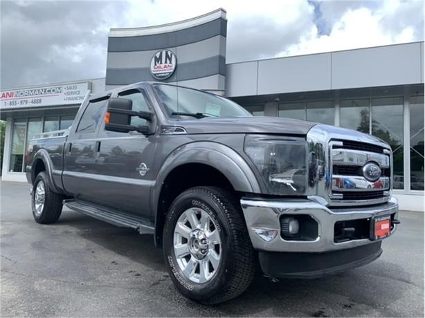 2011 Ford F-350 Lariat XLT FX4 4WD DIESEL LEATHER