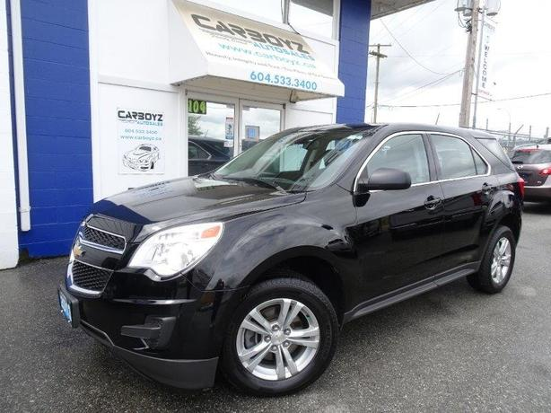 2013 Chevrolet Equinox LS FWD, Extra Clean!! Service History!!
