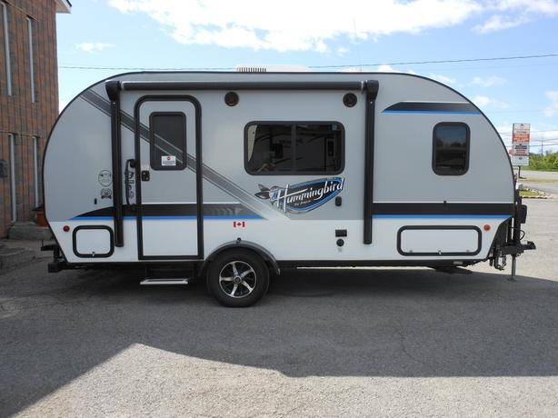 2017 Jayco Hummingbird 17RB Travel Trailer