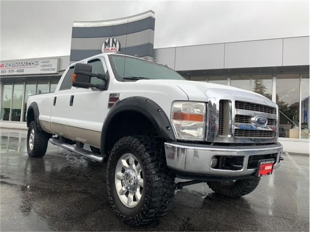 2008 Ford F-350 Lariat 4WD LB DIESEL LEATHER ROOF LIFTED TUNED