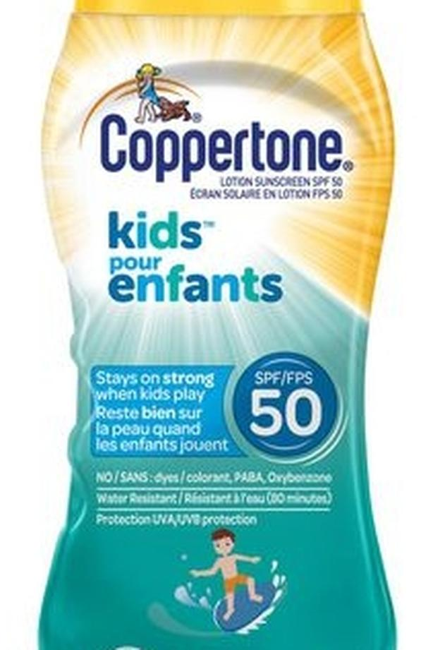 New Coppertone Kids Sunscreen Lotion Duo SPF 50 - $10