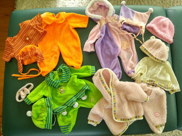 Bayers Doll Clothes