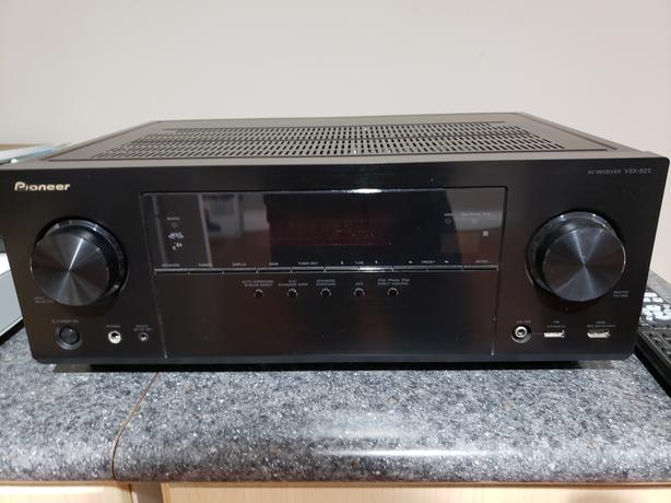 VSX-823 Pioneer Home Theater Receiver